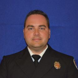 Fire Chief Jeremey Criner