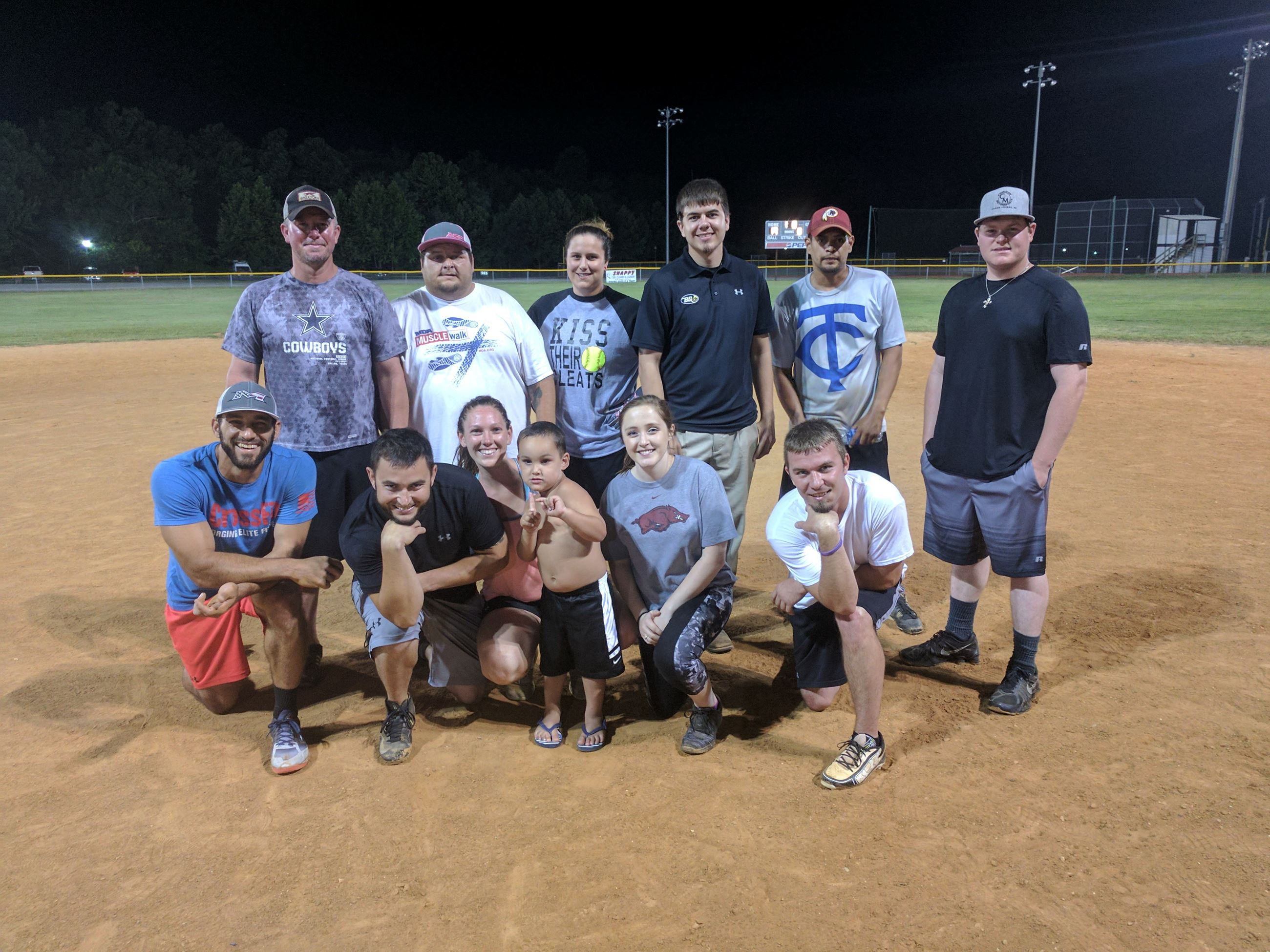 Howboutdah  2017 Spring Coed Softball