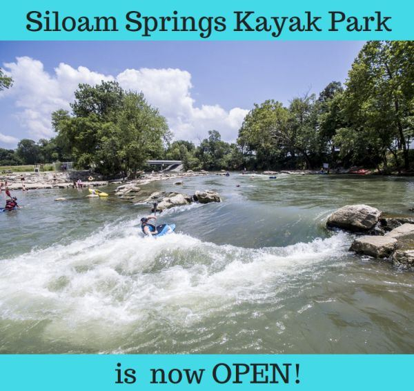 kayak park open