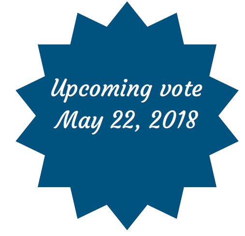 Voting May 22