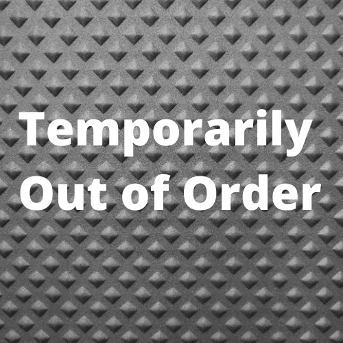 Temporarily Out of Order graphics