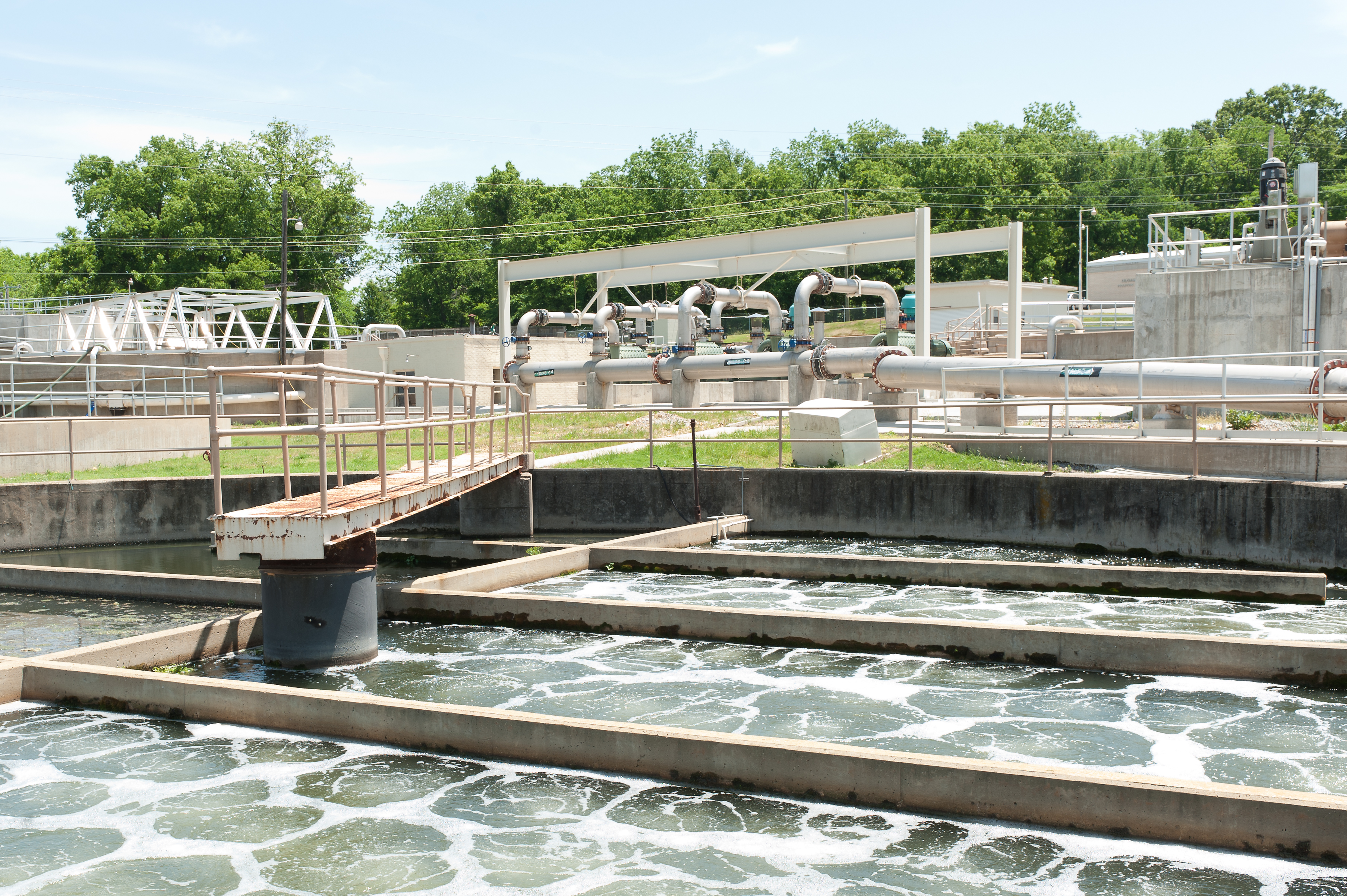 City of Siloam Springs Waste Water Treatment Plant09