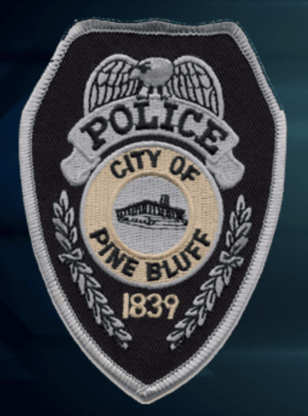 Pine Bluff Police Department Badge